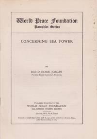Concerning Sea Power