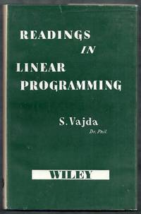 Readings in Linear Programming