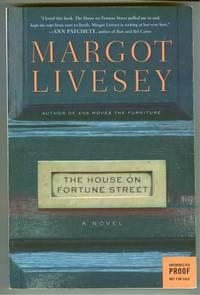 NY: HarperCollins, 2008. Uncorrected proof for the first edition. Glossy illustrated perfect-bound w...