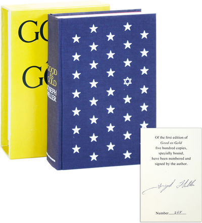 New York: Simon & Schuster, 1979. First, Limited Edition. One of 500 numbered copies, signed by Jose...