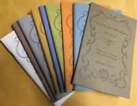 Look Around Heritage Pamphlet Series - Chittenden County Vermont - 9 volumes.