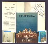 THE OLD MAN AND THE SEA. Signed