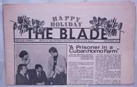 "image of The Blade [aka The Gay Blade & Washington Blade] serving gay men and women throughout the Washington-Baltimore area vol. 6, #12, December, 1975: ""A Prisoner in a Cuban Homo Farm"