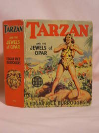 image of TARZAN AND THE JEWELS OF OPAR