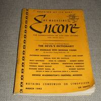 image of The Magazine Encore for March 1942