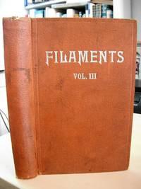 Filaments. Vol. 3 (III, three)