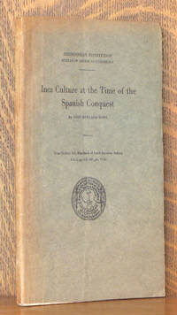 INCA CULTURE AT THE TIME OF THE SPANISH CONQUEST