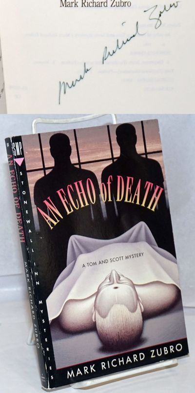 New York: St. Martin's Press, 1994. Paperback. 194p., signed by Zubro on the title page, very good f...