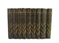 History of India  Volumes 1-9 by  Editor  A.V. Williams - Connoisseur Edition  Limited - 1906 - from Popeks Books, IOBA (SKU: 605952)