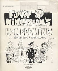 Funky Winkerbean's Homecoming by  Tom and Andy Clark Batiuk - Paperback - 1986 - from Blue Jacket Books and Biblio.com