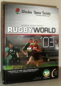 Wooden Spoon Society - Rugby World '03 - SIGNED COPY