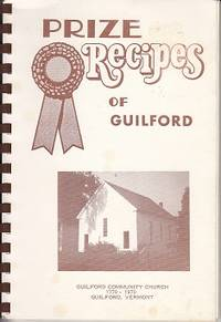 image of Prize Recipes of Guilford [Vermont]