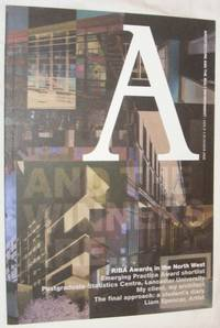 A: Architecture and the Built Environment. Issue 4 Summer 2008
