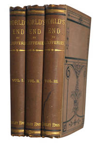 WORLD'S END. A STORY IN THREE BOOKS. (photo 1)