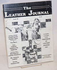 image of The Leather Journal: America's leather community news magazine issue #20 March 1 - April 30 1991; Pantheon of Leather Awards