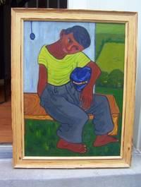 """image of Original Artwork Entitled """"Soledad"""""""