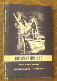 BOATSWAIN'S MATE 3 & 2
