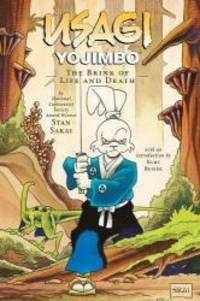 image of Usagi Yojimbo Volume 10: The Brink Of Life And Death (2nd Edition) (Usagi Yojimbo Usagi Yojimbo)
