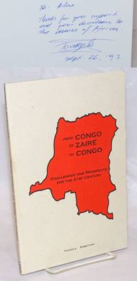 image of From Congo to Zaire to Congo, challenges and prospects for the 21st century