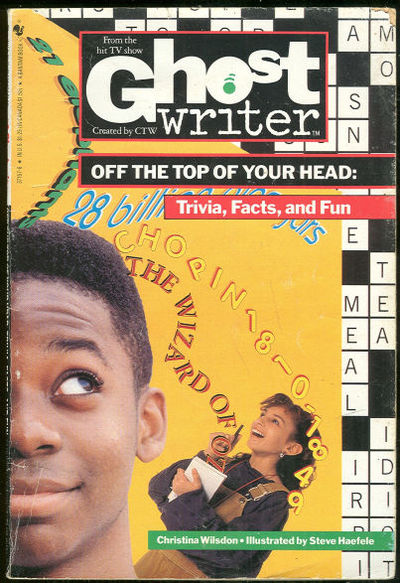 OFF THE TOP OF YOUR HEAD Trivia, Facts and Fun, Wilsdon, Christina