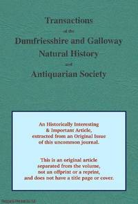 E. A. Hornel and Kirkcudbright. An original article from The Transactions of Dumfriesshire and...