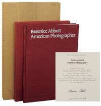 Berenice Abbott: American Photographer (Signed Limited Edition)