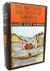 image of THE EUROPEAN DISCOVERY OF AMERICA :   Volume 1: The Northern Voyages A.D.  500-1600