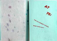 At 75: The Kaldewey Press