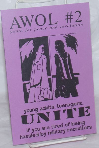 San Francisco: Central Committee for Conscientious Objectors, 1997. Pamphlet. p., staplebound zine, ...