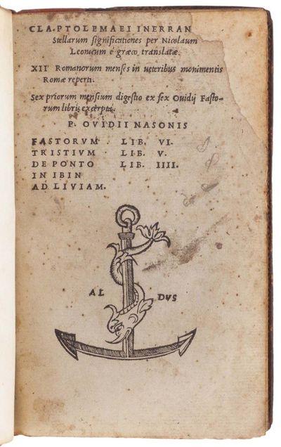 [Opera omnia, vol. III].