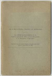 An Agricultural Survey of Nebraska