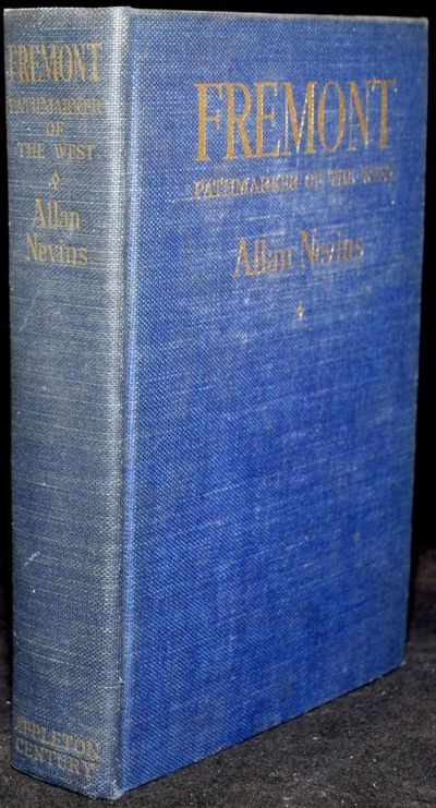 New York: D. Appleton-Century Company, 1939. First Edition. Hard Cover. Near Fine binding/no dust ja...