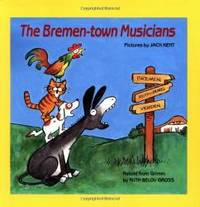 The Bremen-town Musicians (Easy-to-Read Folktales) by Ruth Belov Gross - Paperback - 1992-03-02 - from Books Express (SKU: 0590423649q)