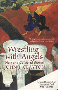 image of Wrestling with Angels: New and Collected Stories