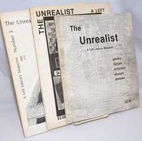 image of The Unrealist: a left literary magazine [issues 1-3]