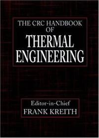 Thermal Engineering by Frank Kreith - 1999