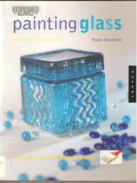 PAINTING GLASS With the Color Shaper