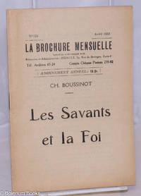 image of Les Savants et la Foi