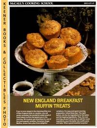 image of McCall's Cooking School Recipe Card: Breads 49 - Cinnamon-Sugar Muffins &  Variations : Replacement McCall's Recipage or Recipe Card For 3-Ring  Binders : McCall's Cooking School Cookbook Series