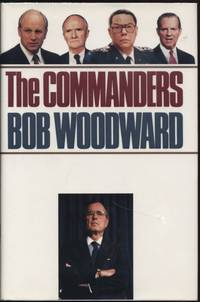 The Commanders by  Bob Woodward - First Edition - 1991 - from Twin City Antiquarian Books (SKU: HIUS00192)