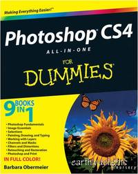 Photoshop CS4 AllinOne For Dummies For Dummies Series