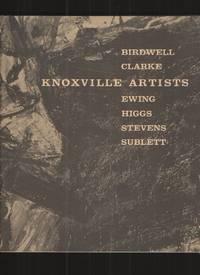 image of Knoxville Artists Robert Birdwell, Richard Clarke, C. Kermit Ewing, Joanna  Higgs, Walter H. Stevens, Carl Sublett