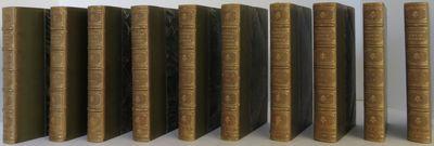 London, UK: John Murray, 1835. later. hardcover. near fine. 10 volumes, small octavo. Spines lightly...
