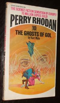 image of The Ghosts of Gol Perry Rhodan 10