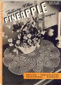 Featuring 14 New Pineapple Designs Book 230