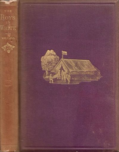 New York: Lange & Hillman, 1870. First Edition. Hardcover. Good +. 12mo. ix, 10-274 pages. Frontispi...