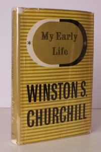 My Early Life. A Roving Commission. [Second Impression thus.] NEAR FINE COPY IN UNCLIPPED DUSTWRAPPER by CHURCHILL - Hardcover - [1948] - from Island Books (SKU: 44069)
