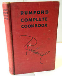 image of The Revised Rumford Complete Cook Book