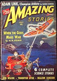 image of Amazing Stories July 1940  Volume 14 Number 7