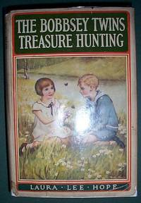 image of The Bobbsey Twins Treasure Hunting